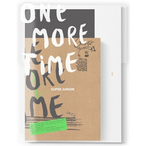 슈퍼주니어 (SuperJunior) / One More Time (Special Mini Album) (미개봉)