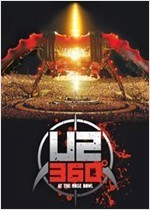 [DVD] U2 - U2 360˚ At The Rose Bowl (DVD)