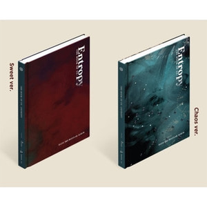 데이식스 (DAY6) / 3집 - The Book Of Us : Entropy (Sweet/Chaos Ver. 랜덤 발송/미개봉)