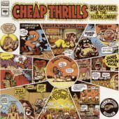 Big Brother And The Holding Company / Cheap Thrills (수입)