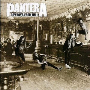 Pantera / Cowboys From Hell (수입)