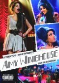 [DVD] Amy Winehouse / I Told You I Was Trouble - Live In London (프로모션)