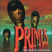 Primus / Tales From The Punchbowl (수입)