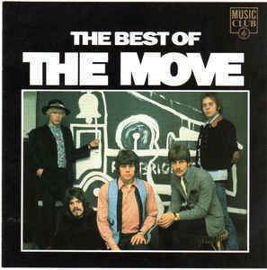 Move / The Best Of The Move (수입)