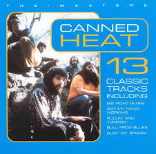 Canned Heat / The Masters (수입)