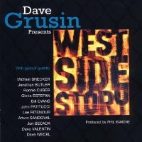 Dave Grusin / Dave Grusin Presents West Side Story (수입)