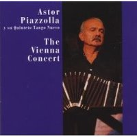 Astor Piazzolla / The Vienna Concert (수입)