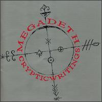 Megadeth / Cryptic Writings